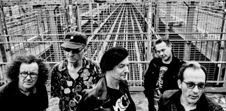 The Damned | Foto por Steve Gullick